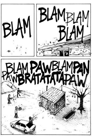 Extrait Blam ! #1