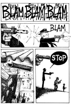 Extrait Blam ! # 2